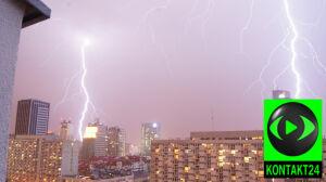 Burza przeszła nad Warszawą