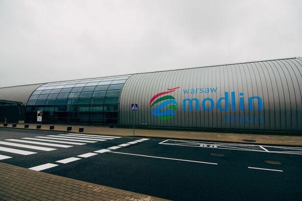 Lotnisko w Modlinie (zdjęcie ilustracyjne) Markus Winkler / CC BY SA 4.0 / wikipedia