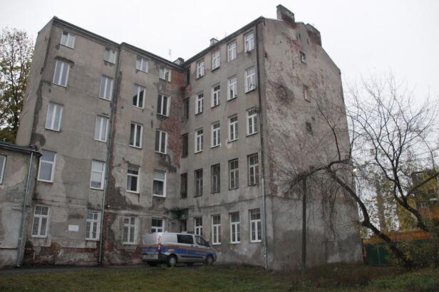 Kamienica przy Stalowej 73 Artur Węgrzynowicz/tvnwarszawa.pl