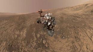 """""""Jesteśmy na dobrej drodze"""". Cząsteczki organiczne odkryte na Marsie"""