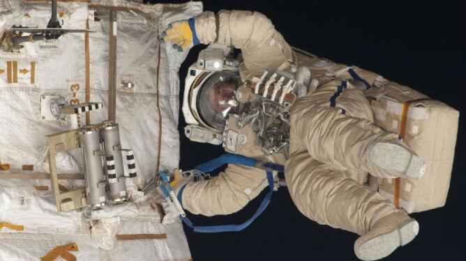 Polski przyrząd bada środowisko wokół ISS