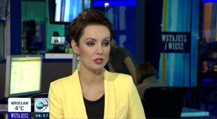 Zima wróciła do Polski (TVN24)