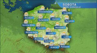 Prognoza pogody na sobotę 04.04