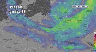 Opady w ciągu najbliższych dni (Ventusky.com)