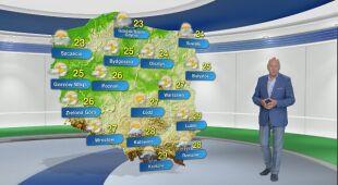 Prognoza pogody na piątek 30.07